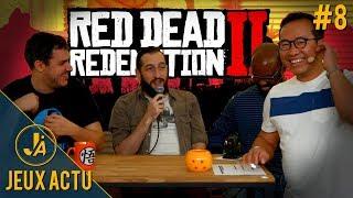 Des exclusivités sur Red Dead Redemption 2 - L'émission Jeux Actu #8