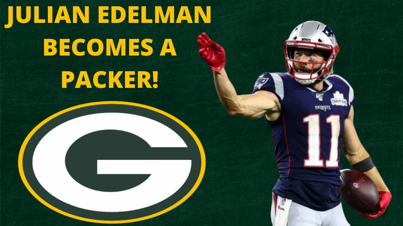 What If Julian Edelman Was A Green Bay Packer Madden 20 Franchise Simulation Youtube