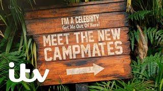 I'm a Celeb 2018 | Meet Your Campmates | ITV