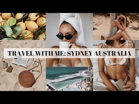 TRAVEL WITH ME: SYDNEY, AUSTRALIA | Emma Rose thumbnail