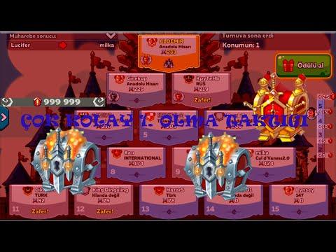 hustle castle matchmaking arena