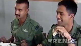 Wing Commander Abhinandan amazing video
