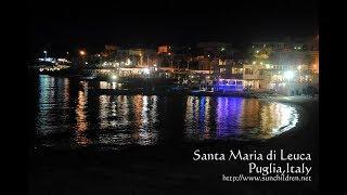 Santa Maria di Leuca Beach サンタ・マリア・ディ・レウカ 南イタリア旅行 プーリア州 サレント半島旅行-SunChildren