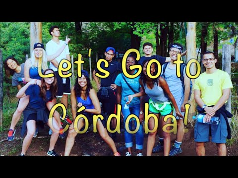 Studying Abroad Argentina Vlog #7 | Let's Go To Córdoba Part 1