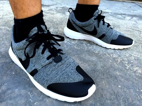 The Nike Roshe Run NM TP Tech Pack Fleece