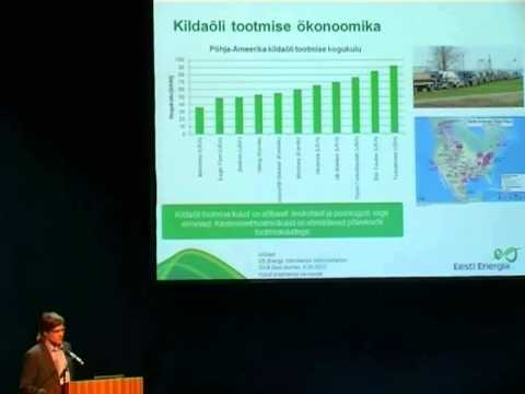 The Future of Oil Shale - Innovation, Jõhvi 2013