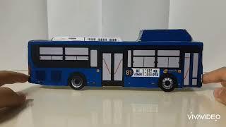 (인천)현대 저상버스모형2