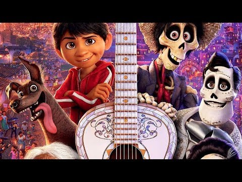 Songs From Coco Soundtrack Tracklist VINYL