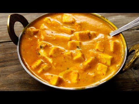 शाही पनीर बनाने की विधि - होटल स्टाइल shahi paneer recipe hindi cookingshooking