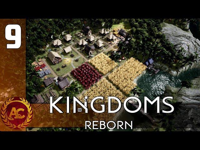 LA NOSTRA PRIMA COMPAGNIA COMMERCIALE || KINGDOMS REBORN || GAMEPLAY ITA#9