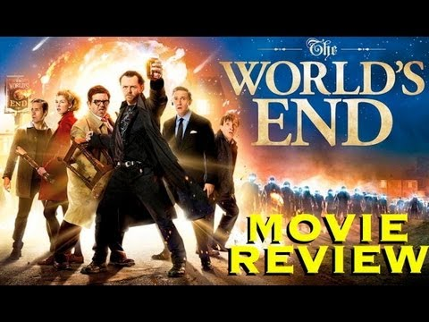 The World's End - Movie Review by Chris Stuckmann
