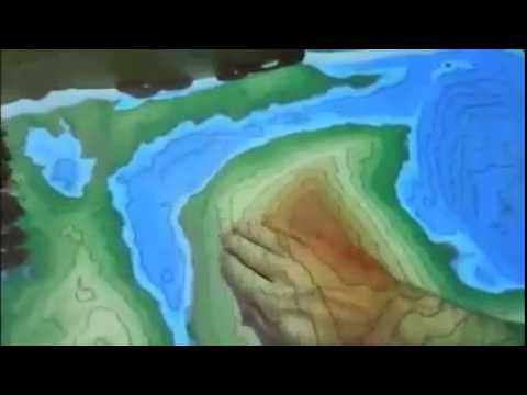 Interactive Topographic Map Youtube