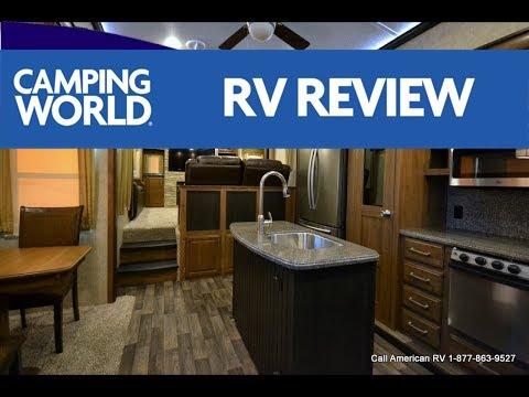 Perfect 2017 Keystone Montana 3791RD  Luxury Fifth Wheel  Java