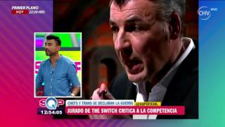 The Switch y MasterChef enfrentados por polémico comentario | SQP