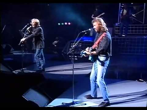 Bee Gees - To Love Somebody - One For All Live - Original dvd audio, 1989 Mp3