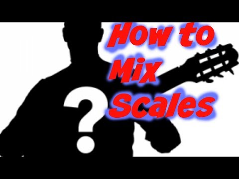 Every Blues Guitar MUST KNOW (How to mix major & minor) pentatonic scales
