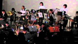 文化フェスティバル 02 「ザ・リング・オブ・ブロッガー」 吹奏楽