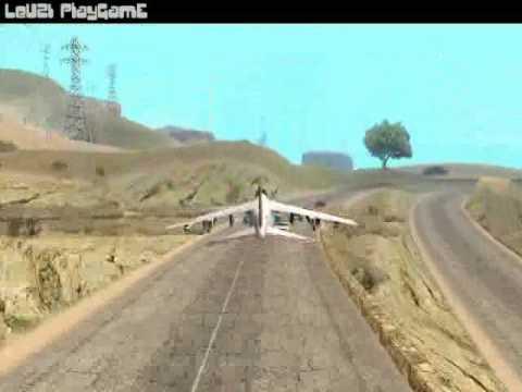 Calyx & Teebee - Telepathy [GTA SA Extra Stunts Clip]