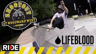 Woodward West Shootout 2014 - Lifeblood