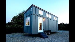 Luxury Tiny House Built For Full-time Living