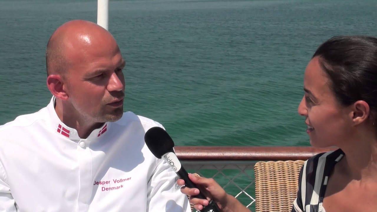 Interview exclusive de Jesper VOLLMER, Chef de sa Majesté la Reine du Danemark