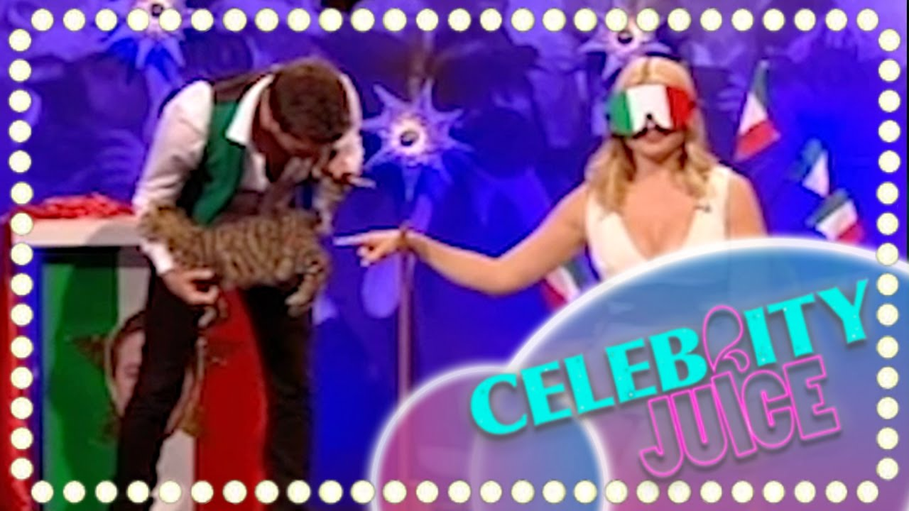 ITV2 - Celebrity Juice Party Games | Facebook