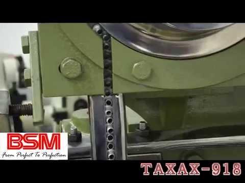 machine tx