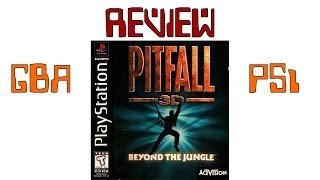 Pitfall 3D Beyond the Jungle PS1 - Review BR