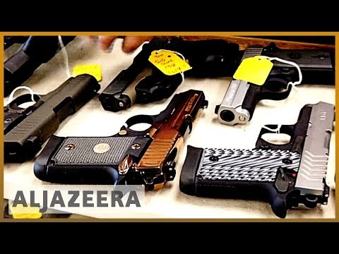 US gun laws: Texas state eases restrictions