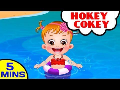 Hokey Cokey | Children Songs and Nursery Rhymes By Baby Hazel