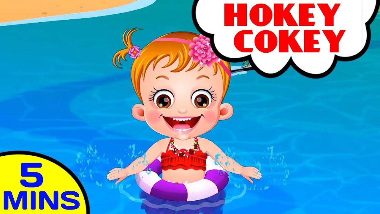 Hokey Cokey   Children Songs and Nursery Rhymes By Baby Hazel