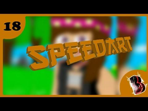 SpeedArt Cartoon - Victoria Gamer #18 Meu autodesk ficou parando ;--;