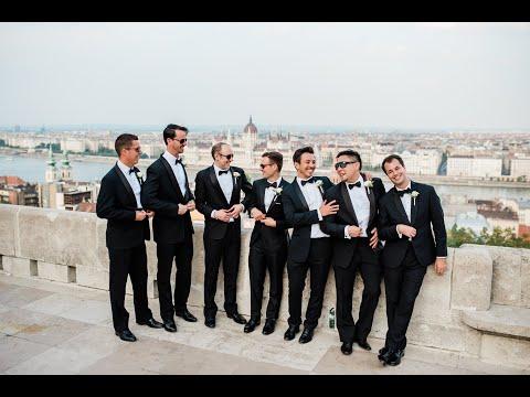 Wedding At The Corinthia Hotel Budapest - Patricia & Anthony
