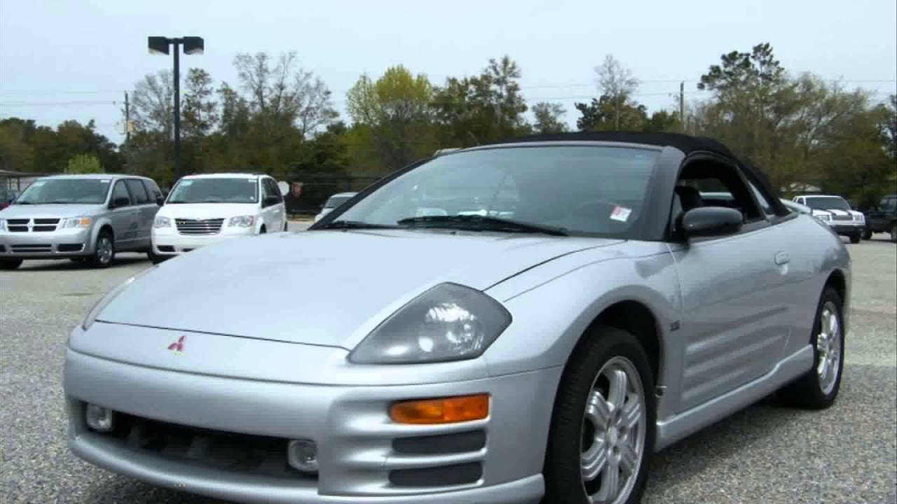 pic gt eclipse mitsubishi cars spyder overview sale cargurus for
