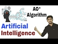 AO* Algorithm in artificial intelligence