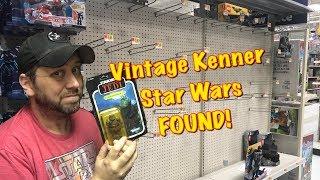 Vintage Star Wars FOUND! At K-mart!