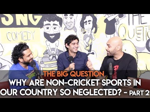 SnG: Why Are Non-Cricket Sports In Our Country So Neglected? feat. Gaurav Kapur | S2 Ep 13 Part 2