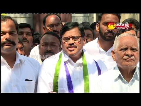 TDP's Rampulla Reddy Brothers Meet YS Jagan | Joins YSRCP | జగన్ను కలిసిన ఆళ్లగడ్డ టీడీపీ నేతలు..