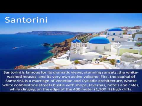 Greece | Greece tourism | Greece tourist islands| Tourist attractions in Greece| marshmello - summer