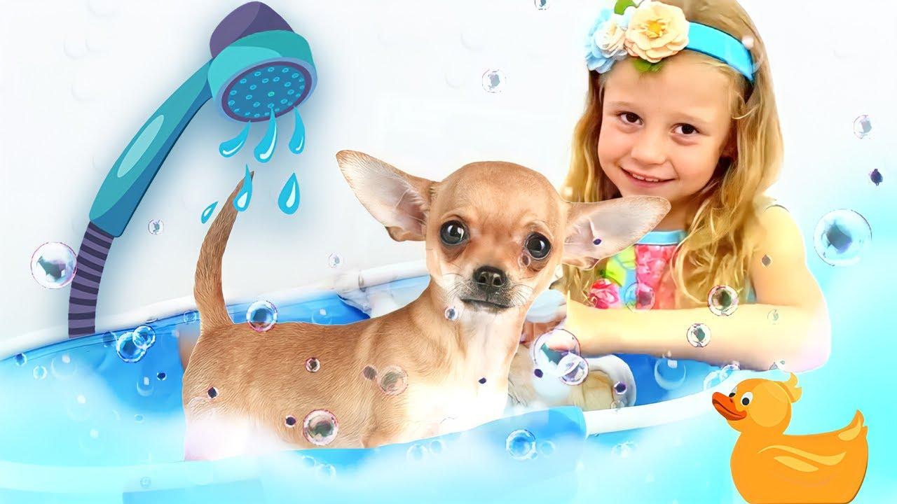 Nastya Köpeğini Kaybetti, Çocukların Evcil Hayvan Hikayesi
