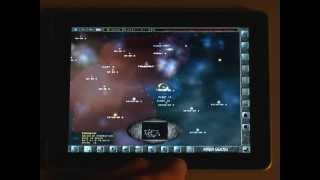 Imperium Galactica II iPad Gameplay
