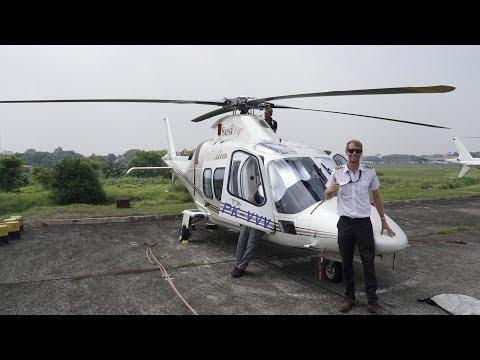 Jakarta Helicopter Flight