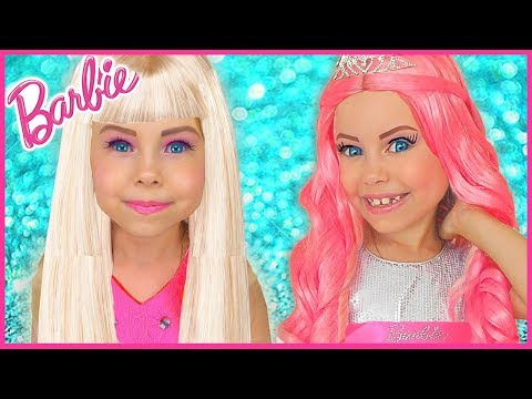 Alice Pretend Play How Barbie Doll | Funny Video Compilation By Kids Smile Tv