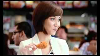 KFC Tom Yum Crunch