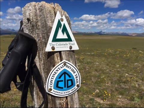 Colorado Trail Thru-Hike 2015