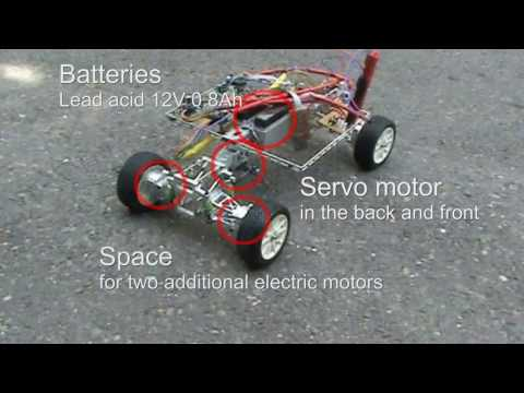Autonomous Solar Vehicle