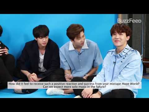bts crack / things you didn't notice in the puppy buzzfeed interview