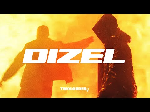 GAZDA PAJA x MARLON BRUTAL - DIZEL (OFFICIAL VIDEO)