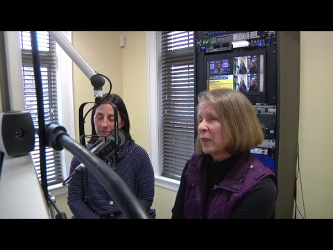 Afternoon Drive with Drew Moholland, April 19, 2018 Elizabeth Marcus, Sarah Hayden