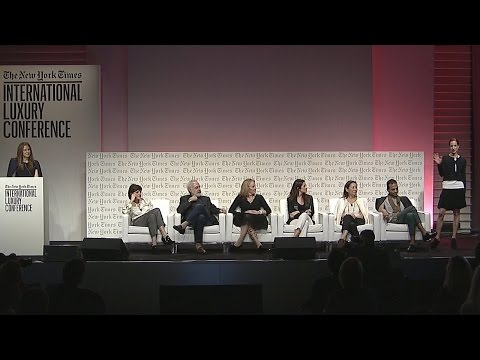 The New York Times International Luxury Conference advisory board
